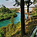 001 Niagara Gorge Trail Series  by Michael Frank Jr