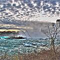 0018 View Of Horseshoe Falls From Terrapin Point Series by Michael Frank Jr