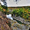0023 Letchworth State Park Series by Michael Frank Jr