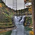 0024 Letchworth State Park Series by Michael Frank Jr