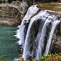 0036 Letchworth State Park Series  by Michael Frank Jr