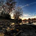 008 Autumn At Tifft Nature Preserve Series  by Michael Frank Jr