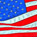 01 American Flag by Michael Frank Jr