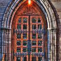 01 Church Doors by Michael Frank Jr