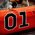 01 - The General Lee 1969 Dodge Charger by Gordon Dean II