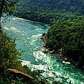 011 Niagara Gorge Trail Series  by Michael Frank Jr