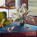 01254 Mid-century Modern by AnneKarin Glass
