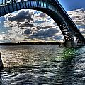 013 Peace Bridge Series II Beautiful Skies by Michael Frank Jr