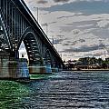014 Peace Bridge Series II Beautiful Skies by Michael Frank Jr