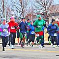 028 Shamrock Run Series by Michael Frank Jr