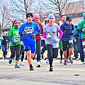 029 Shamrock Run Series by Michael Frank Jr