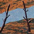 0361 Abstract Landscape by Chowdary V Arikatla