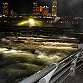 012 Niagara Falls Usa Rapids Series by Michael Frank Jr