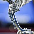 1928 Isotta Fraschini Tipo 8as Landaulet Hood Ornament by Jill Reger
