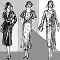 1930s Dresses by Mel Thompson