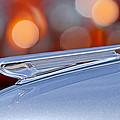 1938 Chevrolet Hood Ornament by Jill Reger