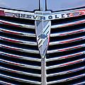 1939 Chevrolet Grille by Jill Reger