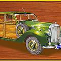 1947 Bentley Shooting Brake by Jack Pumphrey