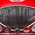 1955 Austin Healey 100-4 by David Patterson