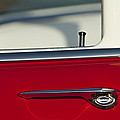 1955 Chevrolet 210 Door Handle by Jill Reger