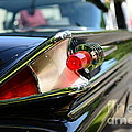 1958 Mercury Park Lane Tail Light by Paul Ward