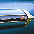 1960 Chevrolet Impala Emblem by Glenn Gordon