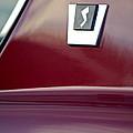 1964 Studebaker Avanti Emblem by Jill Reger