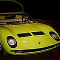 1968 Lamborghini Miura S by Douglas Barnard