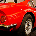 1973 Ferrari Dino 246 Gt by David Patterson