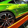 2012 Chevy Camaro Hot Wheels Concept by Gordon Dean II