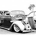 36 Ford  by Steve McKinzie