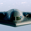 A B-2 Spirit Takes On Fuel by Stocktrek Images