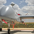 A Heron Tp Unmanned Aerial Vehicle by Giovanni Colla