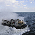 A Landing Craft Utility From Assault by Stocktrek Images