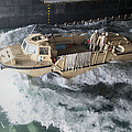 A Lighter Amphibious Re-supply Cargo by Stocktrek Images