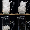 A Pitcher Of Ice Melts Over 4 Hours by Ted Kinsman