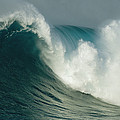 A Powerful Wave, Or Jaws, Off The North by Patrick Mcfeeley