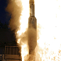 A Standard Missile 3 Is Launched by Stocktrek Images