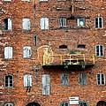 Abandoned Building by Sophie Vigneault