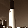 Absecon Lighthouse by Skip Willits