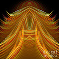 Abstract 102 by Mike Nellums