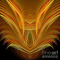 Abstract 107 by Mike Nellums