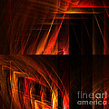 Abstract Forty-seven by Mike Nellums