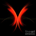 Abstract Forty-two by Mike Nellums