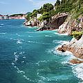 Adriatic Sea Coastline by Artur Bogacki