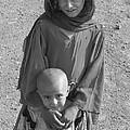 Afghan Girls by Brittany Roth