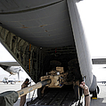 Aircrew Load An M777 A2 Howitzer Onto by Stocktrek Images