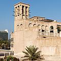 Al Bastakiya District by Fabrizio Troiani