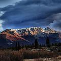 Alaskan Morning by Rick Berk