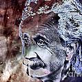 Albert Einstein by Elinor Mavor